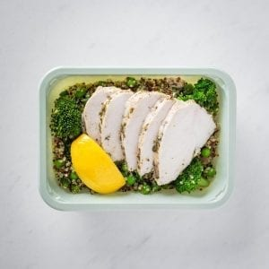 Chicken & Supercharged Quinoa