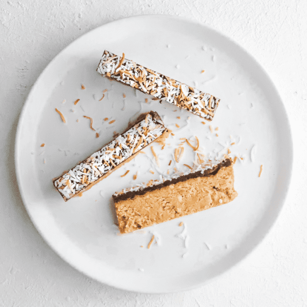 Peanut Butter + Coconut Protein Bar-01