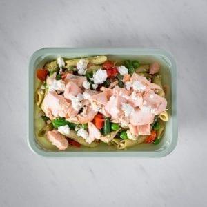 Smoked Salmon & Basil Pasta-01