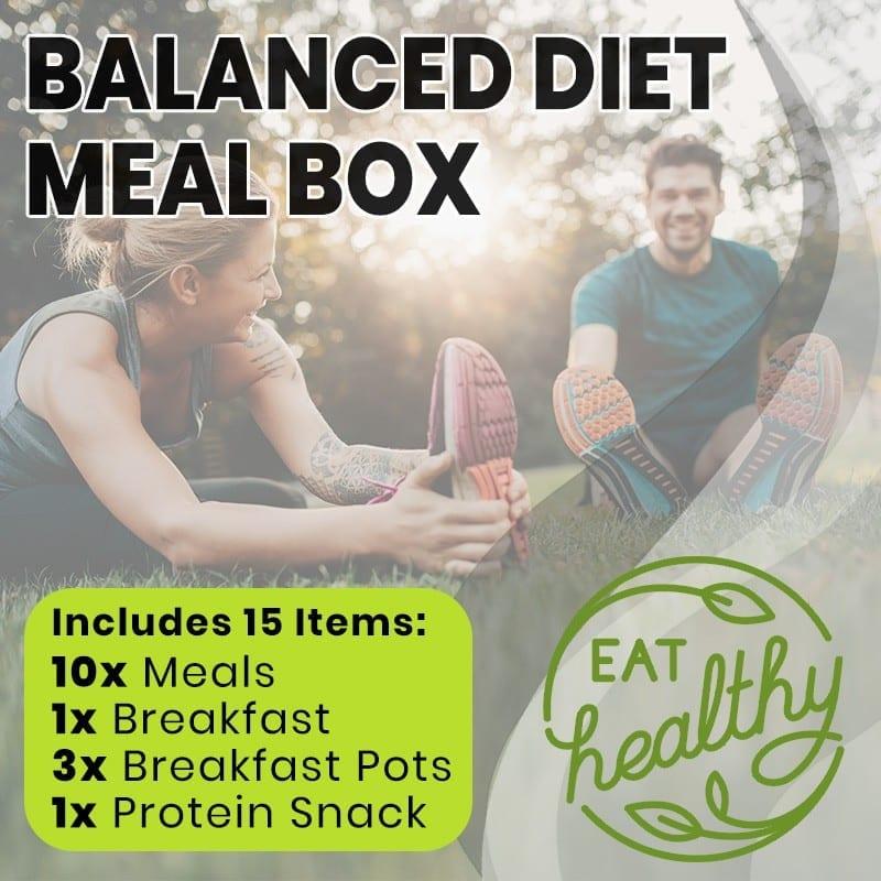 balanced diet - 100 lifestyle