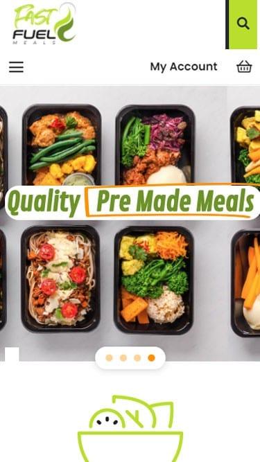 Quality Pre Made Meals