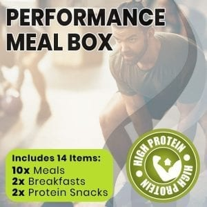 performance - 100 protein