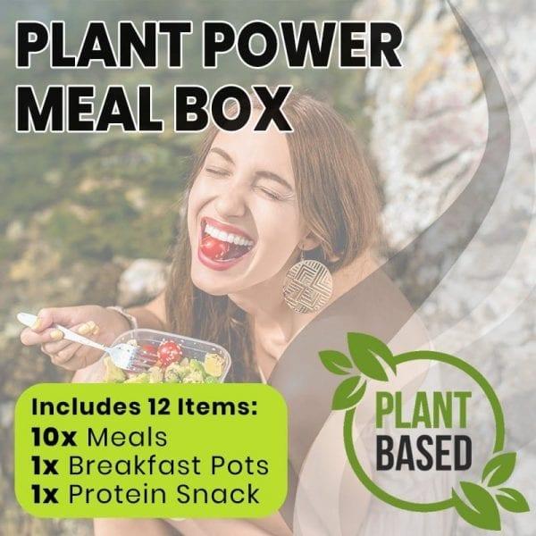 plant power - 100 plant based