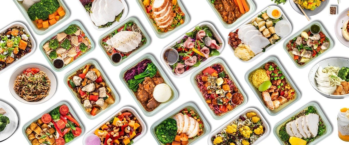 weight loss prepared meals
