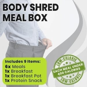 body shred - 60 weight loss