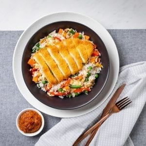 katsu bowl-2- pre made meal
