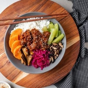 beef bibimbap bowl-2-pre made meal