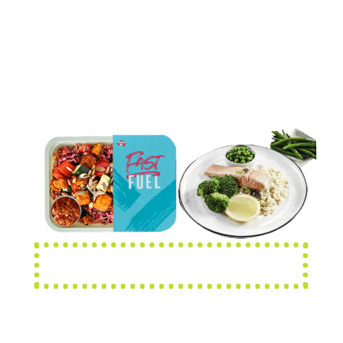 7 Pre Made Healthy Meals Delivery for $60