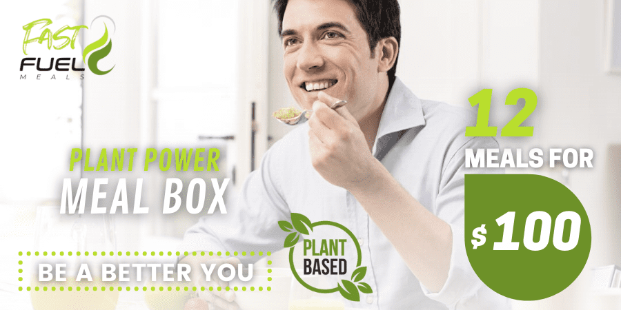 Plant Power meal box