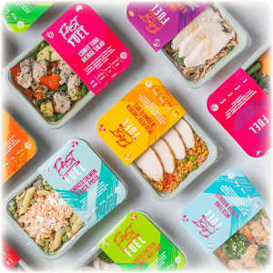 Healthy Meals Boxes