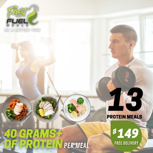13 protein meals